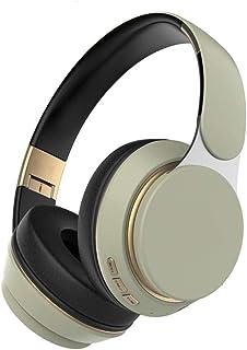 MDHANBK Auriculares Bluetooth, Auriculares inalámbricos Ajustables estéreo Ajustables, teléfono móvil PC TV Auriculares co...