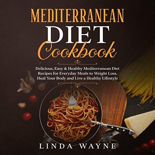 Mediterranean Diet Cookbook Titelbild
