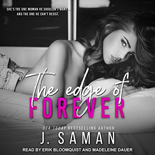 The Edge of Forever  By  cover art