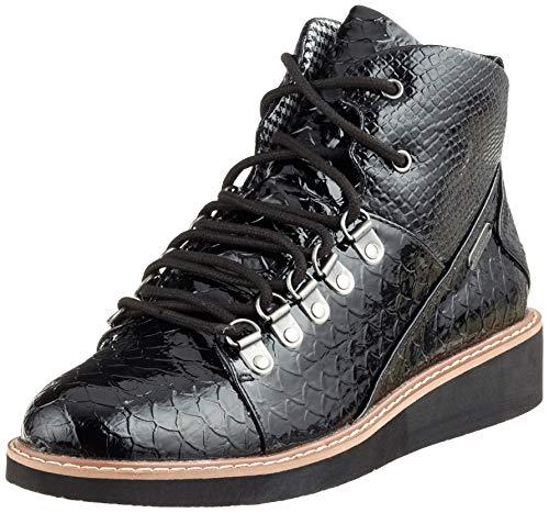 Pepe Jeans London Damen RAMSY Coco Stiefeletten, Schwarz (Black 999), 40 EU