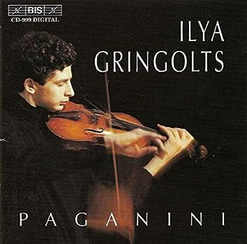 """Paganini: Introduzione E Variazioni Sul Tema """"Nel Cor Più Non Mi Sento"""" / Violin Concerto No. 1"""