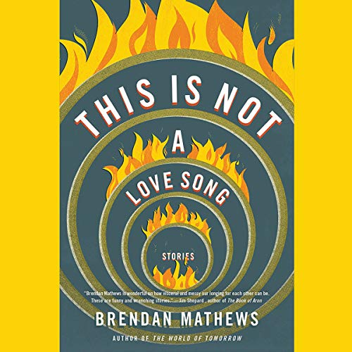 This Is Not a Love Song audiobook cover art
