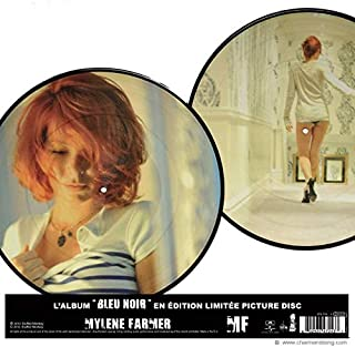 Mylène FARMER - Bleu Nooir - 602537472437 - PICTURE