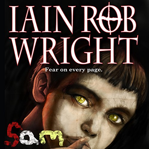 Sam audiobook cover art