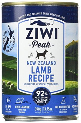 ジウィピーク ziwi ドッグ缶 ラム 390g