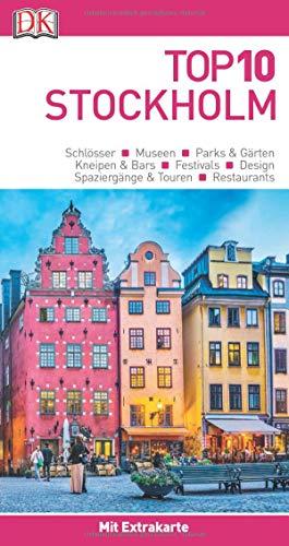 Top 10 Reiseführer Stockholm: mit Extra-Karte und kulinarischem Sprachführer zum Herausnehmen