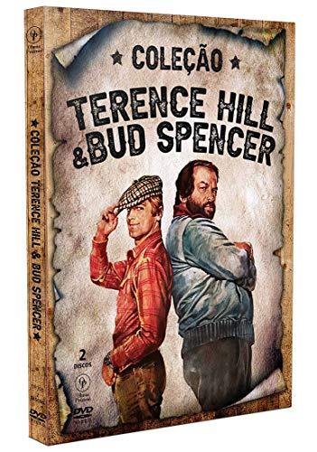Coleção Terence Hill & Bud Spencer [Digipak com 2 DVD's]