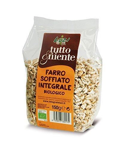 LUZI FARRO SOFFIATO BIOLOGICO 150GR