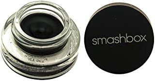 Smashbox Jet Set Waterproof Eye Liner, Deep Black, 0.09 Ounce