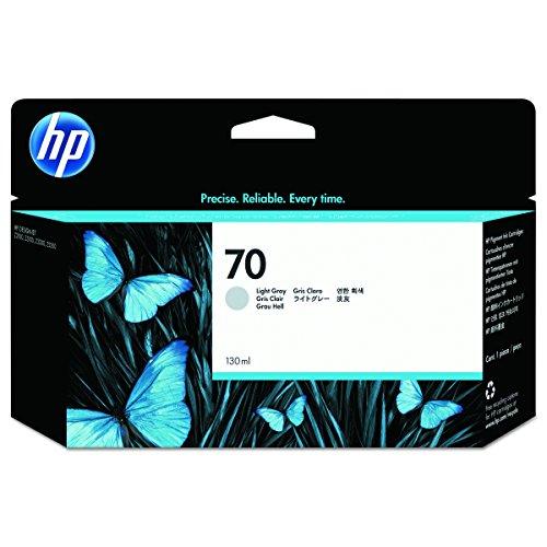 HP Cartuccia 70 Grigio Chiaro Vivera