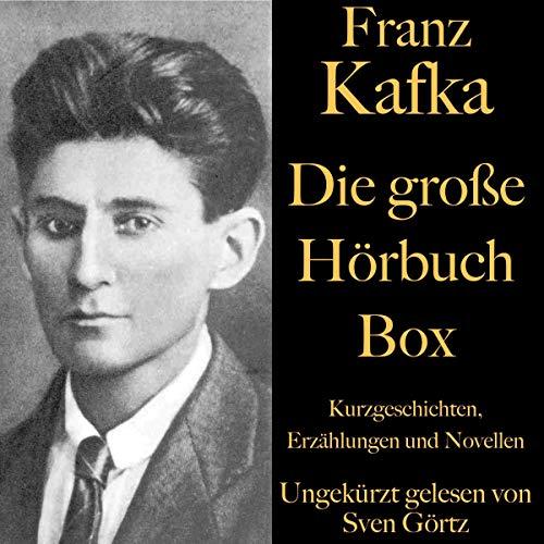 Franz Kafka - Die große Hörbuch Box Titelbild