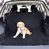 Cargo Liners for SUV Cargo Liner for Dogs Cats Thick with Side Walls Bumper Flap Protection Easy Clean Water Resistant Dog Car Seat Cover Durable Pet Travel Producte Floor Mat