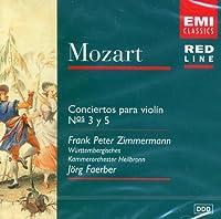 Mozart:Violin Concertos 3