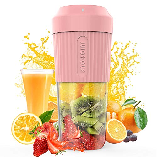 (60% OFF) Portable Blender W/ USB Rechargeable Batteries $10.39 – Coupon Code