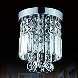 CEXTT Circular araña de Cristal de Techo, Pasillo vestíbulo for los Medios de Entrada de iluminación de la lámpara de la Sala