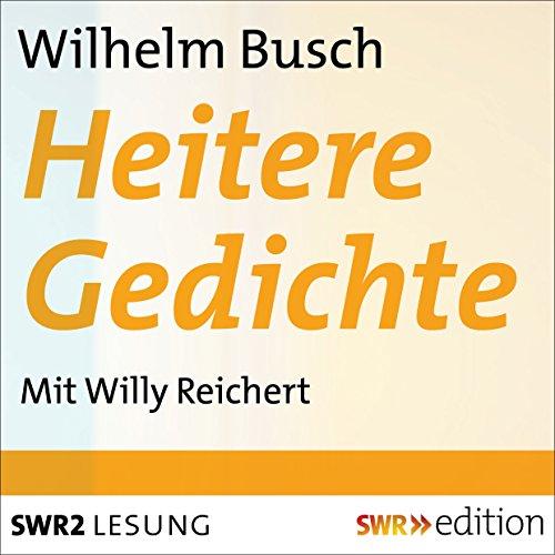 Heitere Gedichte audiobook cover art