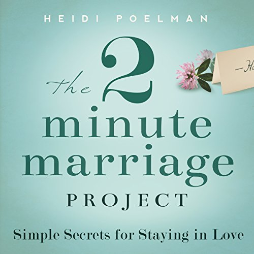 The Two-Minute Marriage Project audiobook cover art