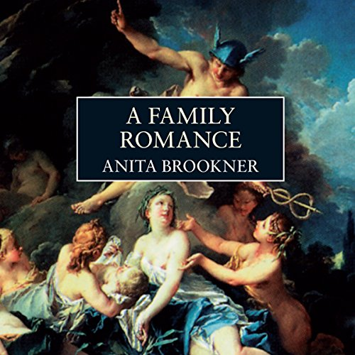 A Family Romance audiobook cover art