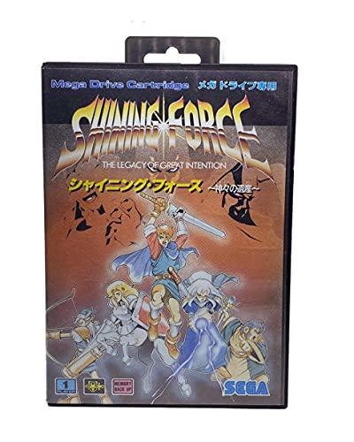 Jogo Shining Force - Mega Drive