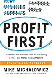 Top 10 Best Selling Books - Profit first