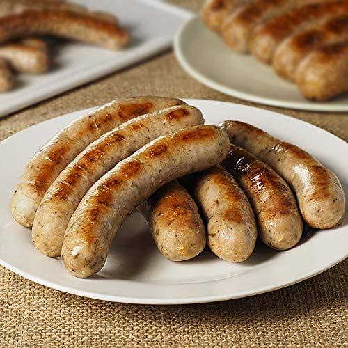 ミートガイ 手作り 生ソーセージ【 アイリッシュ・ブレックファースト】100%無添加・砂糖不使用 (7本 約450g) Additive-free Non-Sugar Original Irish Breakfast Sausage