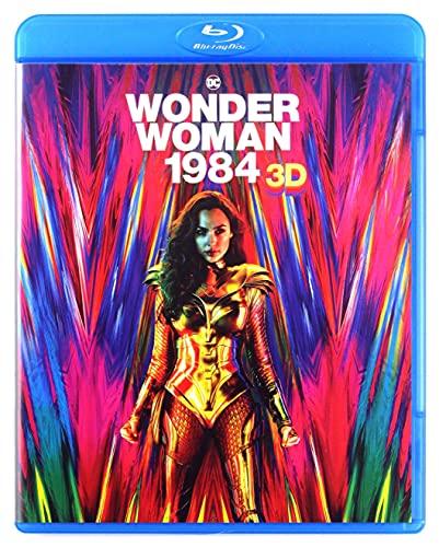 Wonder Woman 1984 [Blu-Ray]+[Blu-Ray 3D] [Region Free] (English audio. English subtitles)