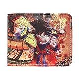 ドラゴンボールの財布が付いているCoolChange財布、パターン:A