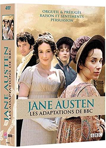 Coffret Jane Austen - Les adaptations BBC
