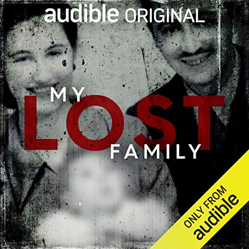 My Lost Family audiobook cover art