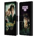 Head Case Designs Officiel Harry Potter Movie Poster Chamber of Secrets III Coque en Cuir à...