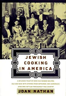 Jewish Cooking In America (Knopf Cooks American) by Joan Nathan (1994-03-15)
