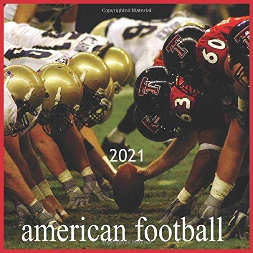 American Football: American Football -  (Desktop Calendar 2020  Horizontal): Thrilling Action Scenes from the American Football World