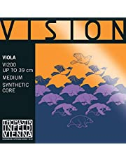 Thomastik Cuerdas para Viola Vision Synthetic Core juego 4/4 mediana