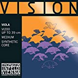 Thomastik Corde per Viola Vision nucleo sintetico Set 4/4 media...
