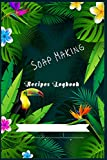 Soap making Recipes logbook: Track all soap batches fragrance final product rating , natural organic soap home made record book.