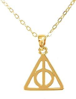 Collar Reliquias de la muerte - Harry Potter - Tutti Joyería