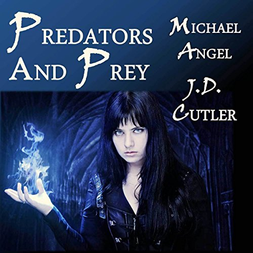 Predators and Prey audiobook cover art