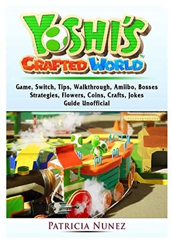 YOSHIS CRAFTED WORLD GAME SWIT