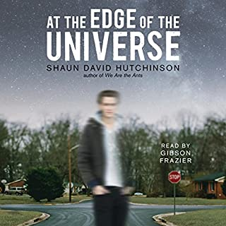 At the Edge of the Universe cover art