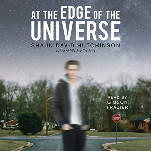 At the Edge of the Universe audiobook cover art