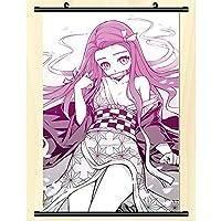鬼滅の刃 ファブリックペインティング家の装飾キッズティーン大人アニメ-ファン 50x75cm