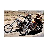 Ignite Wander Dennis Hopper Riding Bikes Posters and Prints