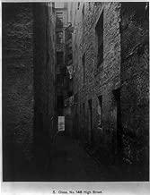 Photo: Glasgow,Scotland,148 High Street,1870s,by Thomas Annan