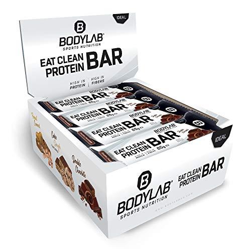Bodylab24 Eat Clean Bar Double choco (12 x 65 g)