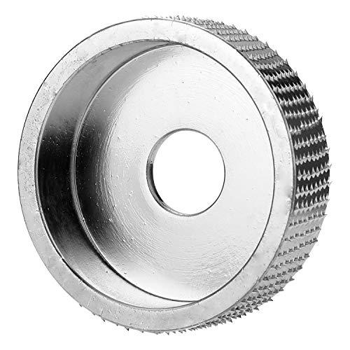 Lepeuxi Nr. 45 Stahl Schleifscheibe Schleifen Carving Rotary Tool Schleifscheibe für Drahtbürste für Winkelschleifer mit 16mm Bohrung