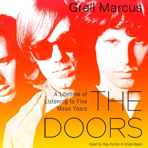The Doors audiobook cover art