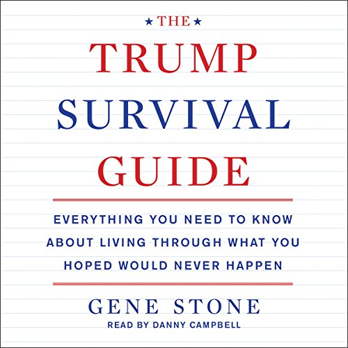 The Trump Survival Guide audiobook cover art