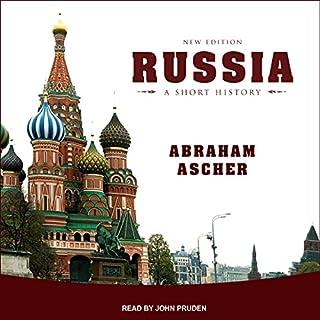 Russia audiobook cover art