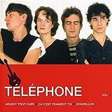 Songtexte von Téléphone - L'Essentiel, Volume 2