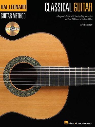 Classical Guitar (Hal Leonard Guitar Method)